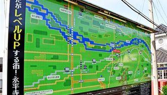 「ドラクエ風」の観光案内マップが狙うもの