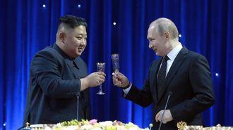 プーチンと金正恩、初の首脳会談が持つ意味