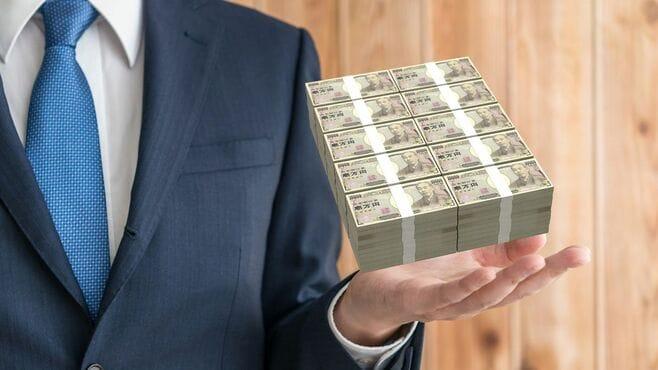 サラリーマンが1億円を貯めるにはどうするか