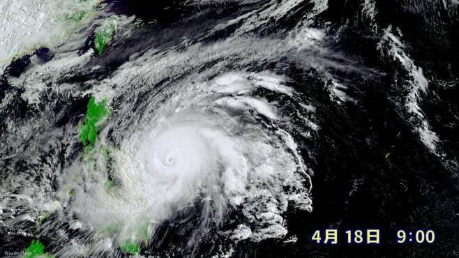4月に猛烈台風が生まれた今年、警戒すべきこと