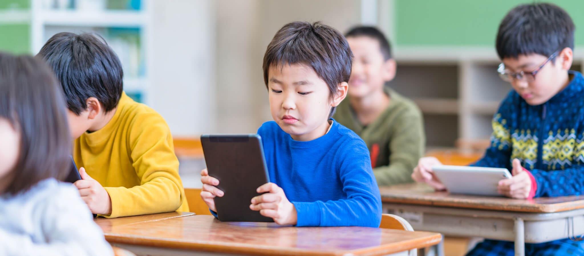 ICTで「子どもの個性が浮き彫りになる」理由