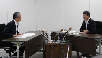 泉田知事vs規制委、原発事故対応すれ違い
