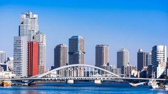 東京23区「マンション値上がり率」トップ500