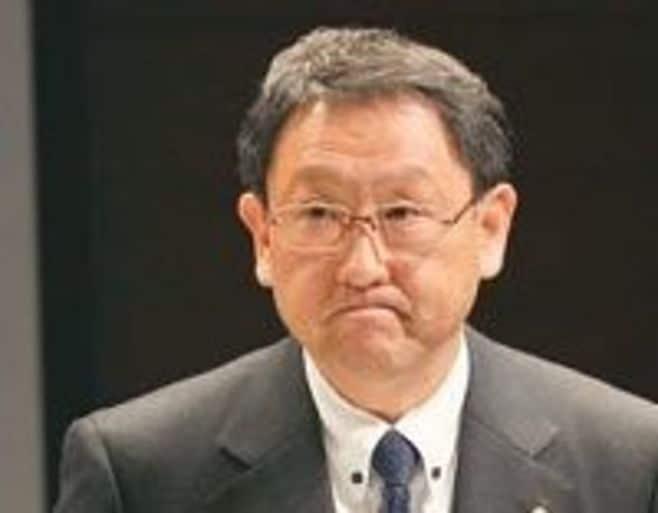 """逆風下でトヨタが""""大政奉還""""--次期社長・章男氏の力量"""