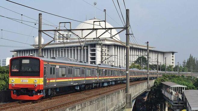 ジャカルタが日本製「中古電車天国」になるまで