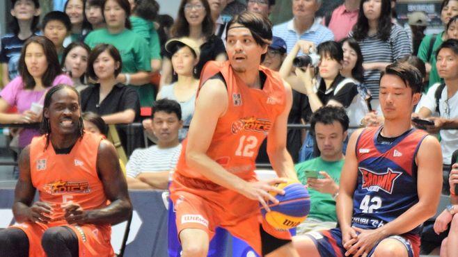 39歳で現役復帰したバスケ元日本代表の覚悟
