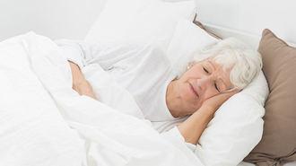 若い時から知っておきたい高齢者の睡眠実態