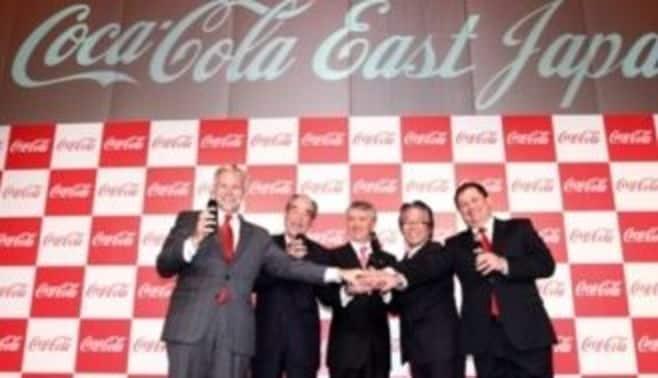 コカ・コーラ、関東4社統合だけでは不十分