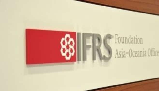 IFRS導入予定は、わずか21社にとどまる