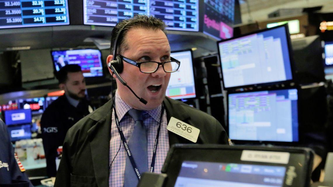 今回の株価崩落は大規模ショック...