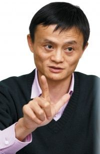 (このひとに5つの質問)馬雲 アリババ・グループ(阿里巴巴集団)CEO