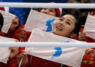 北朝鮮は平昌「外交の金メダル」有力候補だ