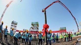 2017年の中国経済は不安材料に溢れている