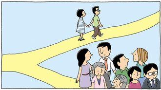 「子は持たない」を条件に結婚した夫婦の選択