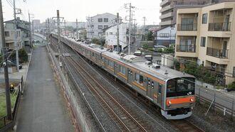 2代前の山手線「205系」、武蔵野線でも引退目前