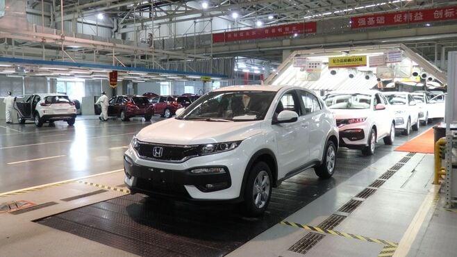 ホンダと日産、中国で全工場再開も拭えぬ不安
