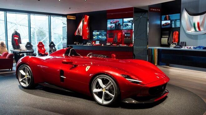 フェラーリに学ぶ「少量生産メーカー」の生き方