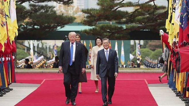 韓国とアメリカが「衝突」する日が迫っている