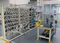 最先端技術を続々導入、森精機が追求する究極の生産効率