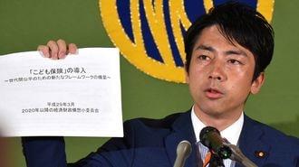 小泉進次郎の「メディアが伝えない」意外な姿