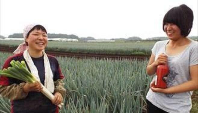 「女子力」が農業を生まれ変わらせる