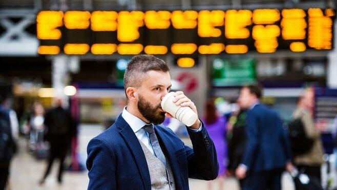 新幹線東京駅で「コーヒー難民」にならない裏技