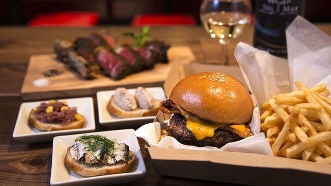 「格之進」のハンバーガーは何が違うのか